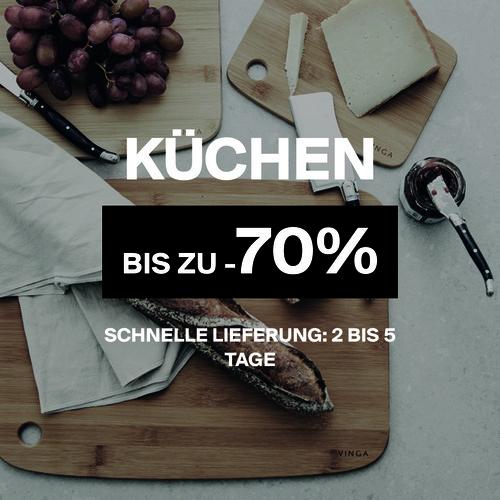 Küchenaccessoires   Bis zu -70%