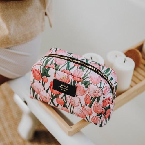 Wouf | Tropischer Chic: Stilvolle Kulturtaschen
