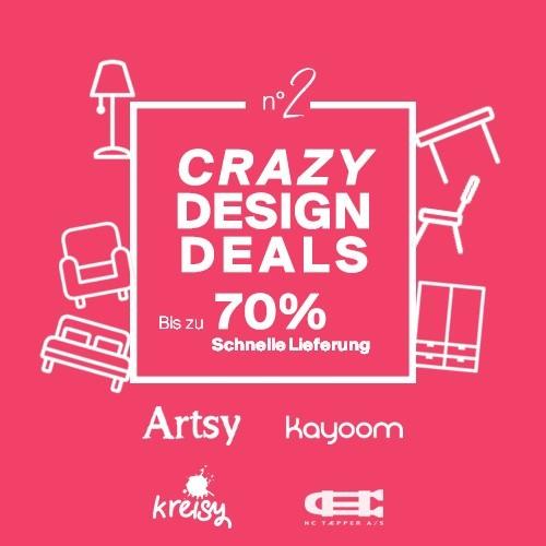 CRAZY DESIGN DEALS | Bis zu -70%