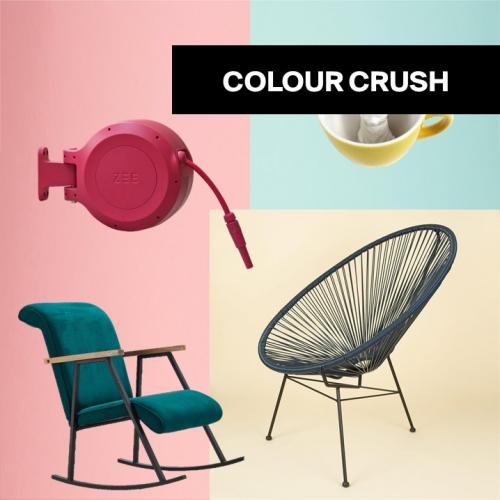Lust auf Farbe | Bunte Designs für ein fröhliches Interieur