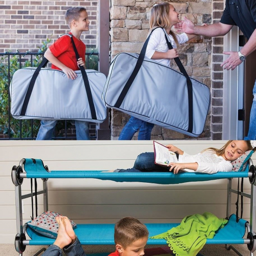 Disc-O-Bed | Ready-To-Go Bunk Beds