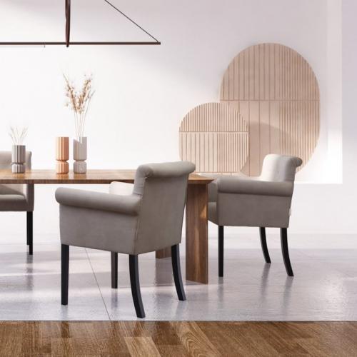 Ted Lapidus Maison   Stühle für ein elegantes Esszimmer-Make-over