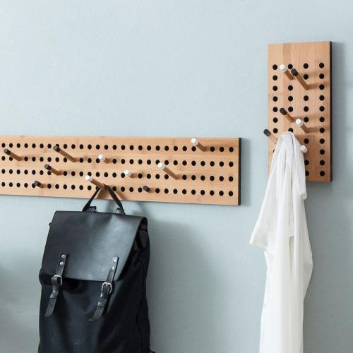 We Do Wood | Originelle Garderoben mit Stecksystem