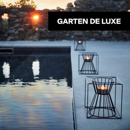 Garten de luxe | Deine Outdoor-Oase