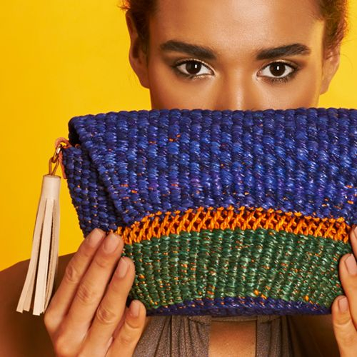 A A K S   African Heritage Bags