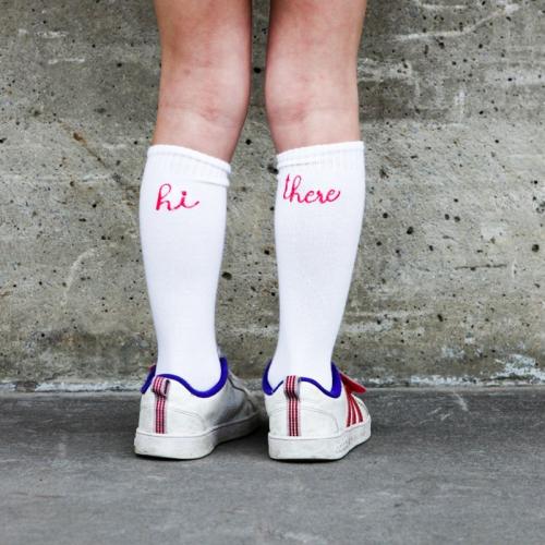 Anna & Maman | High School Chic Knee Socks