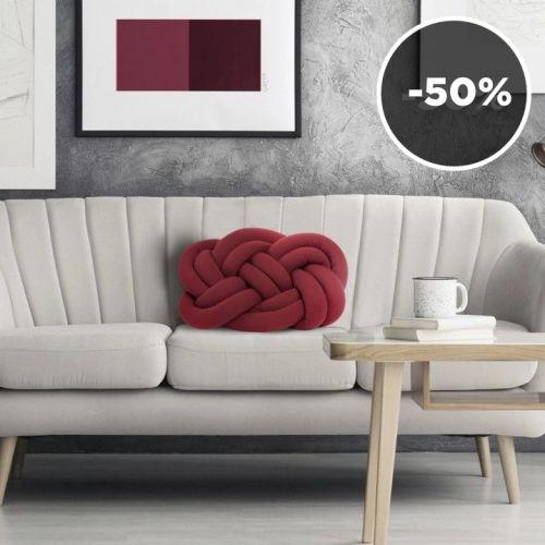 Knot Cushions | Unique & Soft Decorative Cushions