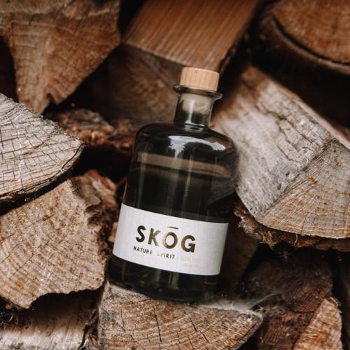 SKOG | Gin mit seidigem Nachgeschmack