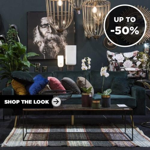 SHOP THE LOOK | Art Deco