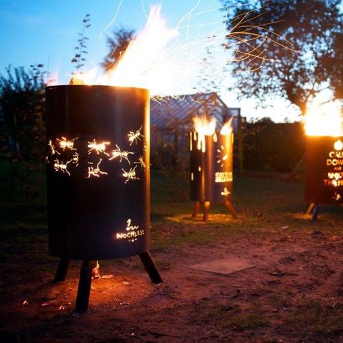 Nochless   Aesthetic Fire Baskets