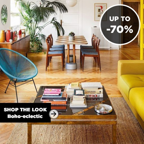 SHOP THE LOOK | Boho-Eclectic