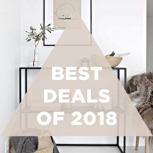 Best Deals of 2018 | Up to -60%
