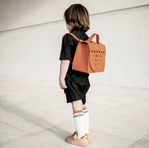 Mieke Dierckx | Leather Kids Briefcases