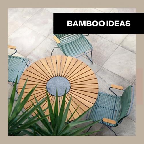 Bambus-Ideen   Entspannter & unkonventioneller Geist