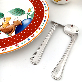 BENJAMINS | Cute Cutlery for Little Fists