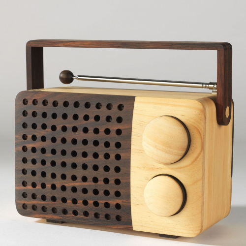 Wooden Radio | Eco-Design