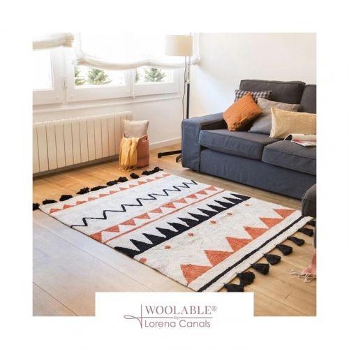 Woolable by Lorena Canals | Tapis lavables en laine
