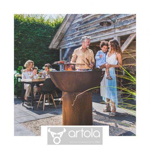 Artola | Bols à feu en acier corten exclusifs