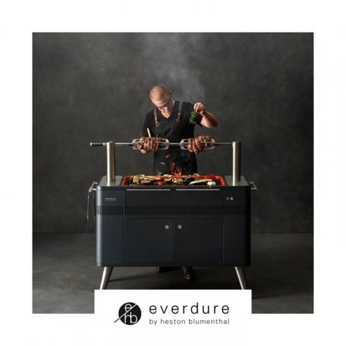 Everdure by Heston Blumenthal | Barbecues pour grands chefs