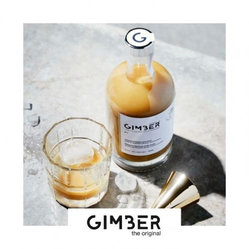 Gimber | Boisson sans alcool au gingembre