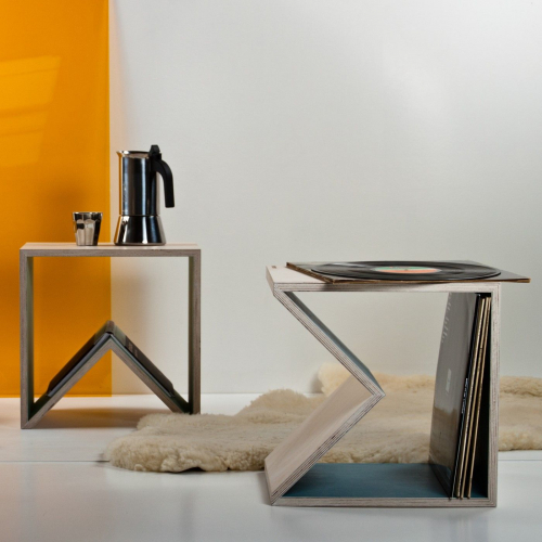 Müllernkontor | Geometric Side Tables