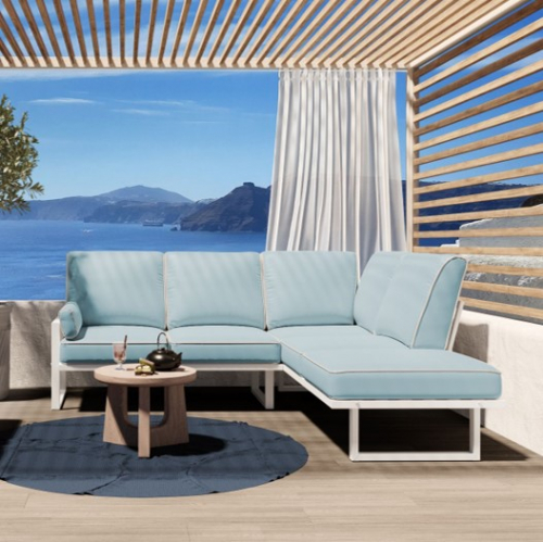 Marie Claire Home | Komfortable Outdoor-Sofas