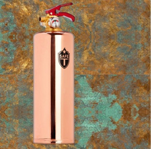 Safe-T | Unique Extinguishers