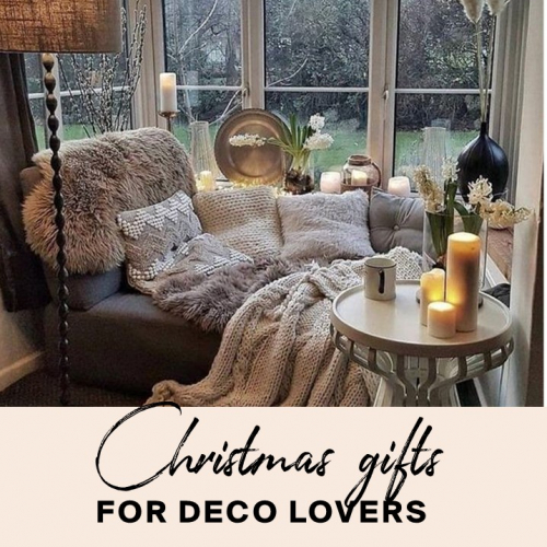 Christmas gifts | For deco lovers