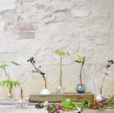 Scandinaviaform | Scandinavian Stem Vases