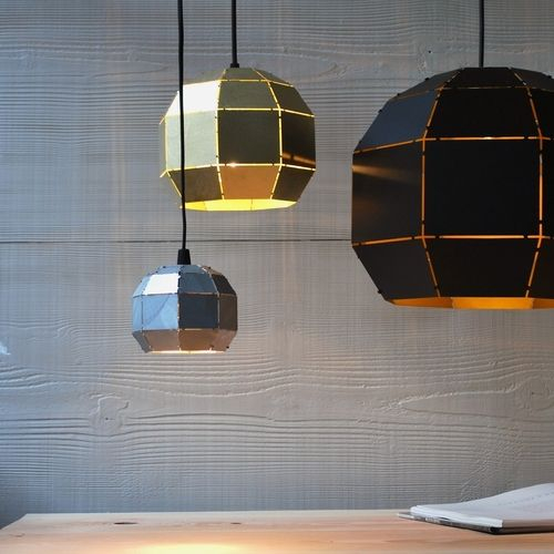 Marc de Groot | Light Scattering Lamps