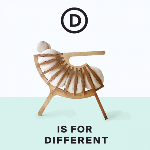 D is for | Different