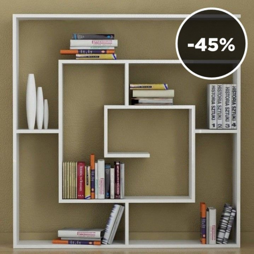 Decortie | Book Shelves with a Twist