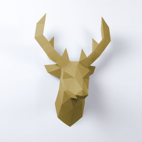 PaperShape | 3D Origami Animal Heads