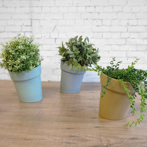 Studio Lorier | Perfectly Imperfect Flower Pots