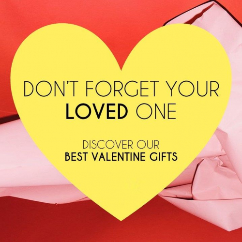 Shop Gifts for VALENTINE