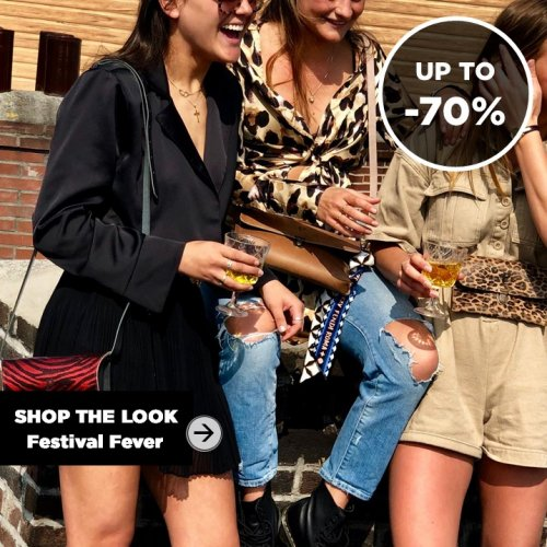 SHOP THE LOOK | Festival Fever