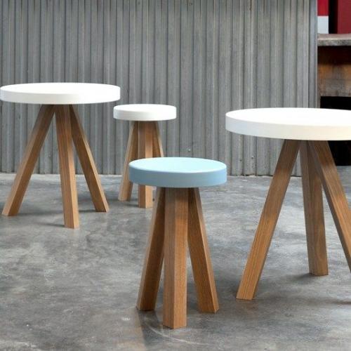 Punt | Wooden furniture