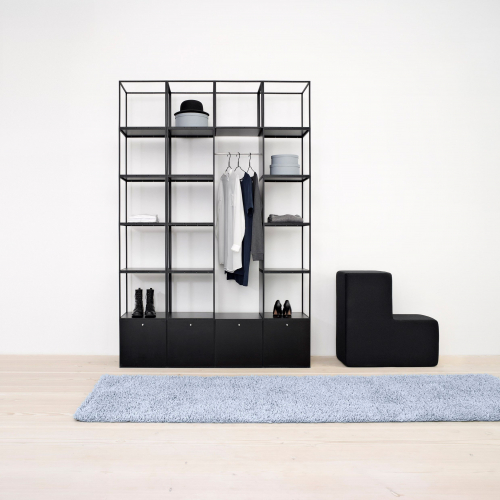 GRID | Modular Cube Shelves