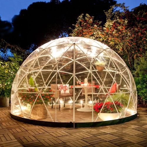 Garden Igloo | Four Seasons Dome