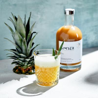 Gimber | Alkoholfreies Ingwergetränk