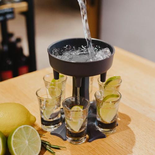 Shotbuddy | Gadgets für garantierten Trinkspaß