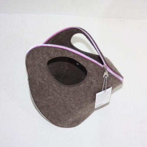 Actual | Sculpted Felt Bags