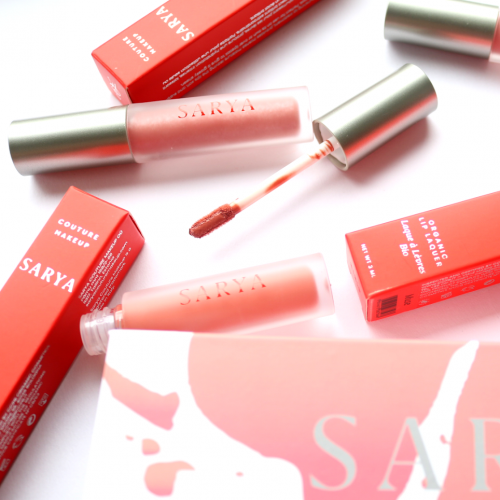 SARYA COUTURE MAKEUP | Natürlich schön: 100 % Bio-Kosmetik