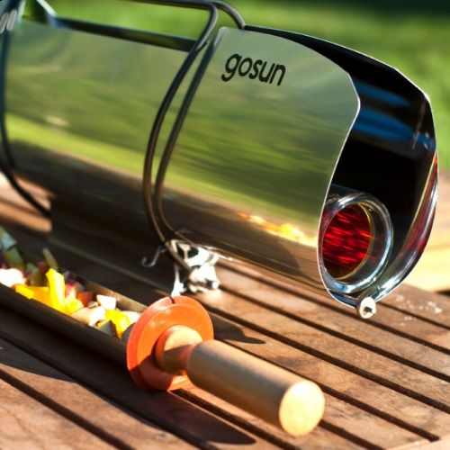 GoSun | Solar Cooking on the Go