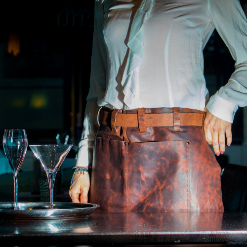 Aartefacto | Classy Leather Aprons