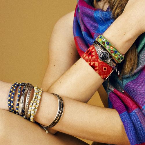 Ketzali | Elegant Fairtrade Bracelets