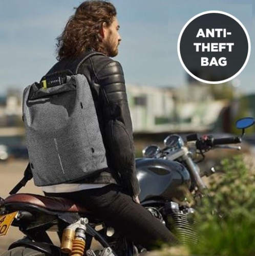 XD Design | Anti-Theft Backpacks