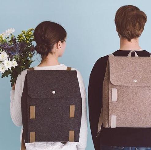 Lasso | DIY Felt Bags