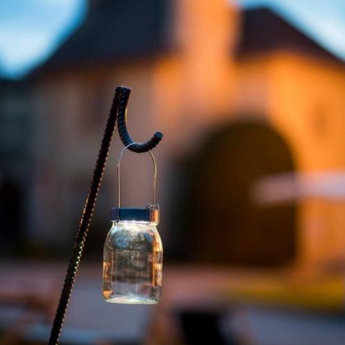 Tistéane | Sunlight in a Jar