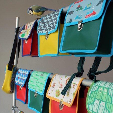 Meisen Auf Reisen | Colourful Backpacks for Little Birds